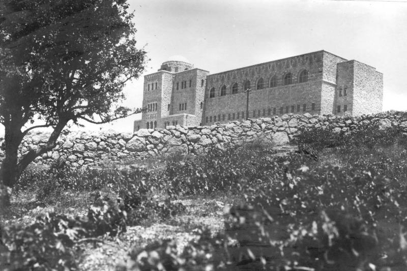 Jewish National and University Library