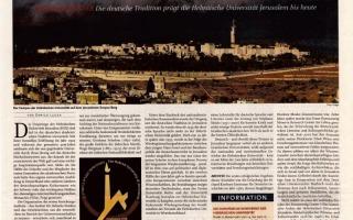 """Forschen um der Wahrheit willen"": Article by Enrico Lucca on the Project at the University's Archive"