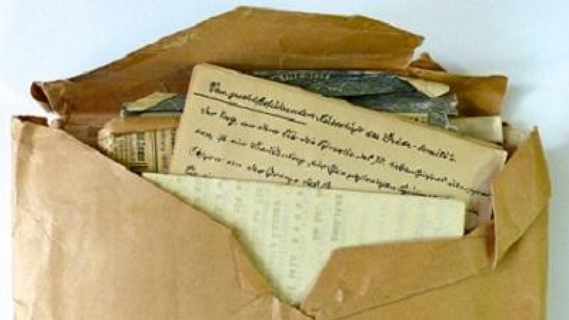 Call for Applications: Archival Research and Cataloging Projects